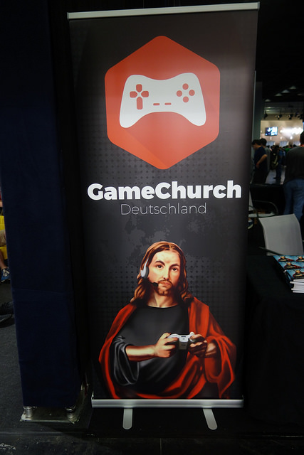 The Church of Games