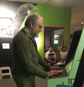 Geoffrey Rockwell at Arcade Cabinet