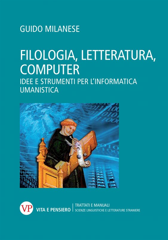"Cover of the book ""Filologia, Letteratura, Computer"""